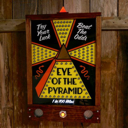 Eye of The Pyramid image